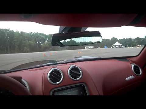 Driving the 2015 Dodge Viper. No cones were harmed in this video.