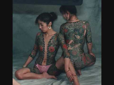 Yakuza Women Tattoos Yakuza Tattoos Part 1