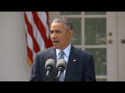 Iran Nuclear Agreement: President Obama's FULL SPEECH