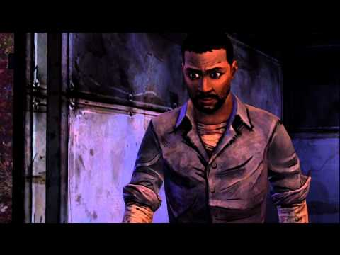 The walking dead episode 3 Long road ahead HD