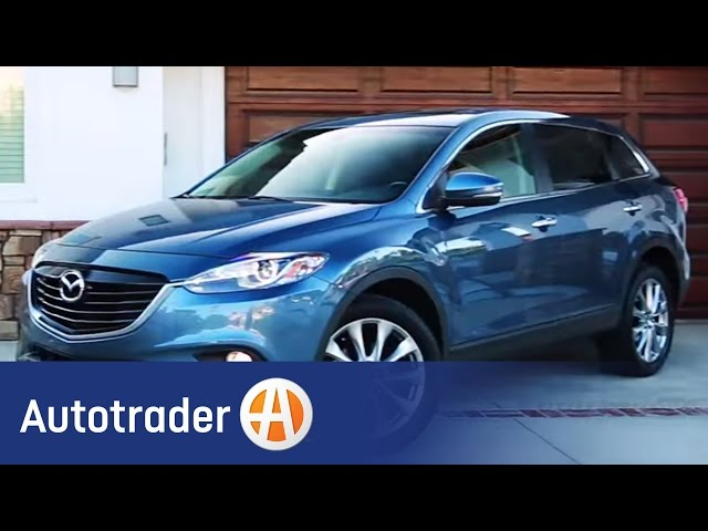 2014 Mazda CX-9 | 5 Reasons to Buy | Autotrader