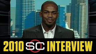 Jon Jones 2010 SportsCenter interview: I'm taking things one fight at a time | ESPN MMA