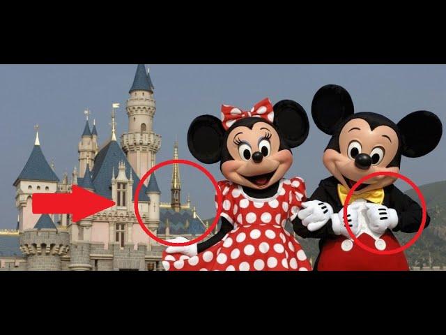 Los Mensajes Subliminales de Walt Disney