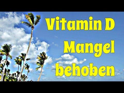 Vitamin D - Wie ich meinen Mangel behoben habe