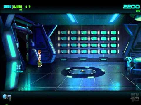 Ben 10: O Dispositivo Alienígena - Capitulo 3