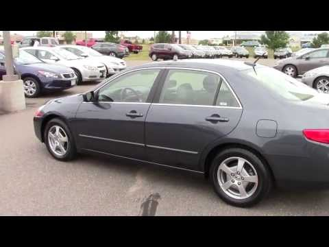 2005 Honda Accord Hybrid AT **One Owner**