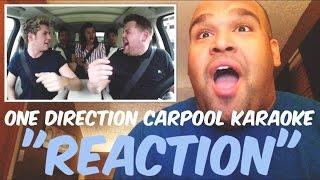 Download Lagu One Direction Carpool Karaoke [REACTION] Gratis STAFABAND