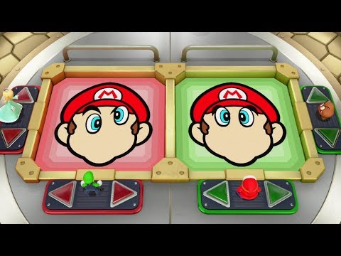 Super Mario Party - All Minigames