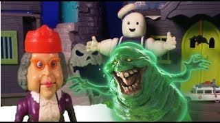 1984 Real Ghostbusters Original Toys 👻 FEARSOME FLUSH SCARY TOILET