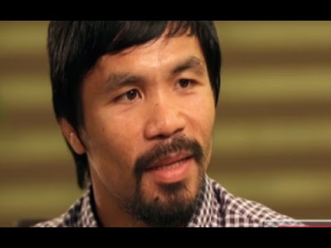Manny Pacquiao 'Floyd Mayweather is Scared of Me,I can't Fight Mayweather after Chris Algieri Fight'