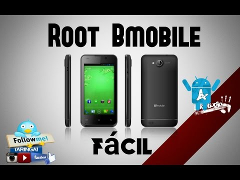 Root Bmobile AX524  English/Español
