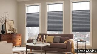 Cordless Top Down Bottom Up Window Shades