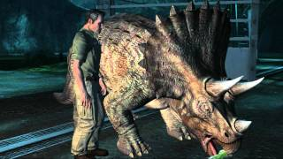 Jurassic Park_ The Game Playthrough 1 - The Intruder