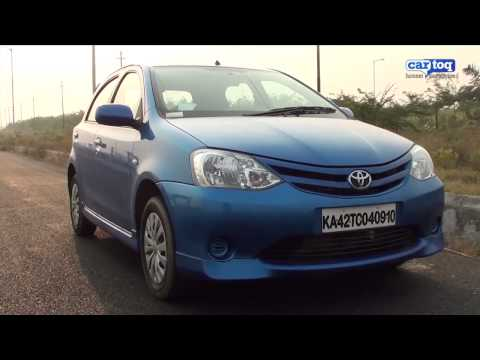 Toyota Etios Liva vs Maruti Swift Video Comparison (petrol and diesel) - CarToq