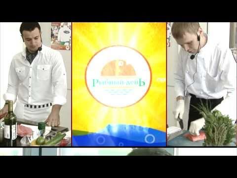 Рецепт стейк из семги