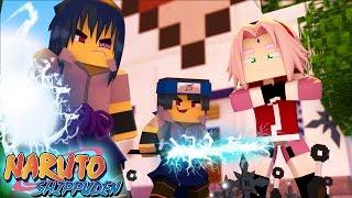 Minecraft: Who's Your Family? - A FAMÍLIA DO SASUKE! ( Naruto Shippuden ) [ WIIFEROIZ ]