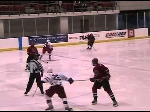 Varsity Hockey vs  National Sports Academy NSA 03 04