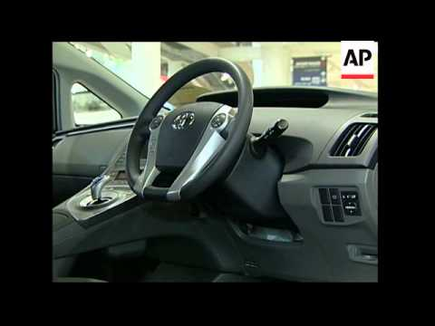 Toyota recalls new Prius, other hybrids over brakes, submission papers filed