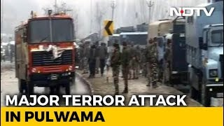 "PM Modi On Pulwama Terror Attack: ""Sacrifices Shall Not Go In Vain"""
