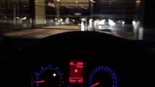 VW Golf mkv GTI RNS510 Navigation Test
