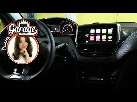 Peugeot 2008 | Come funziona l'Apple CarPlay