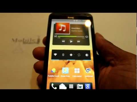 Sprint HTC EVO 4G LTE: Part 2: Performing a Screen Capture