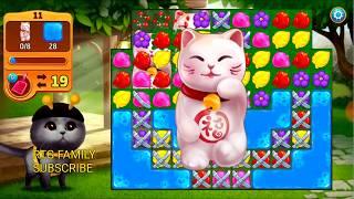 Meow match new STICKER scrapbook update level 11 special edition HD 1080P