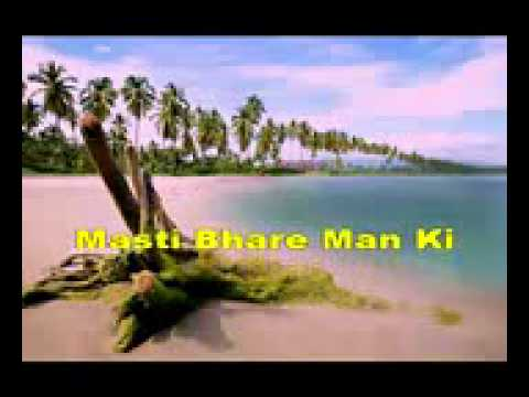 Hindi full karoke dil hai chota sa