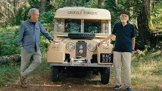 The Grizzly Torque – Celebrating 70 Years of Land Rover