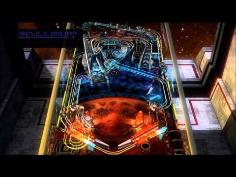 Pinball FX 2 – Mars Walkthrough Gameplay