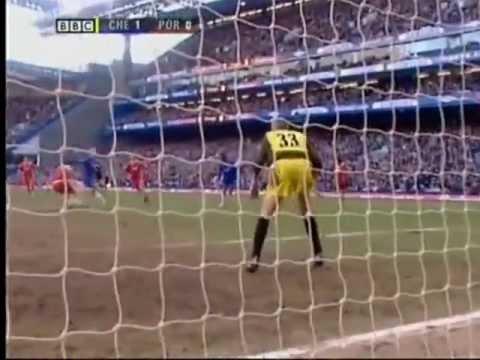 Lampard - Chelsea 2 x 0 Portsmouth (2006)