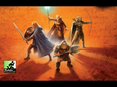 Legends of Andor Extended Gameplay