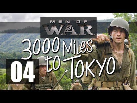 [Episode 4 Men of War: 3000 Miles to Tokyo - All Heroes Die