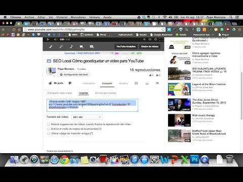 Cómo desactivar sugerencias de otros videos