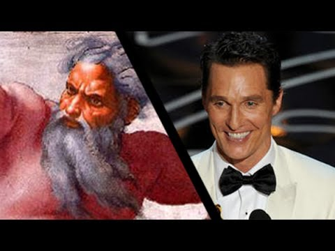 Matthew McConaughey & God - Who's The Real Hero?