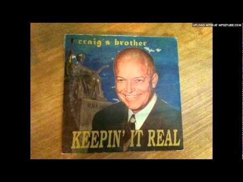Craigs Brother - Divorce