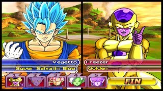 O RETORNO DO VEGITO 1x5 Very Hard - Dragon Ball Z Budokai Tenkaichi 4