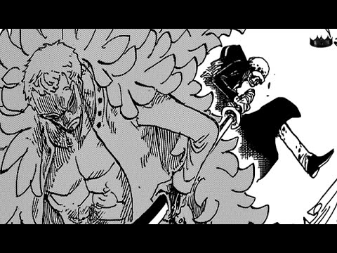 One Piece Chapter 768 Review ramble - Sphere Of Influence?! - ワンピース video