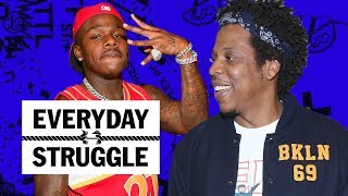 DaBaby Fighting off Clout Chasers, Which Rapper Will Follow Jay Z to a Billion? | Everyday Struggle