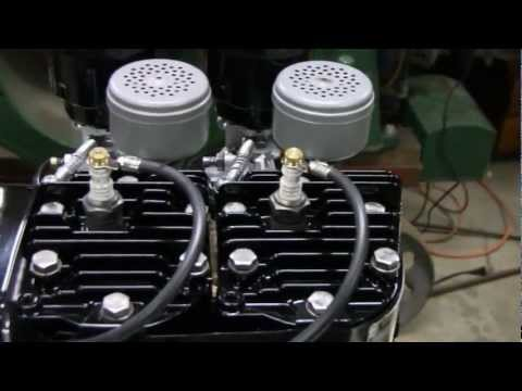 HOMEMADE TWIN BRIGGS ENGINE PROJECT (part 8)