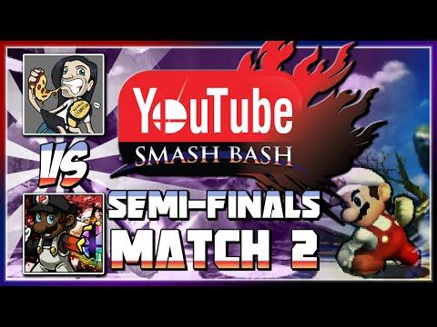 Youtube Smash Bash!: Semi-finals - Pksparkxx Vs Thejustinflynn (match 6) video