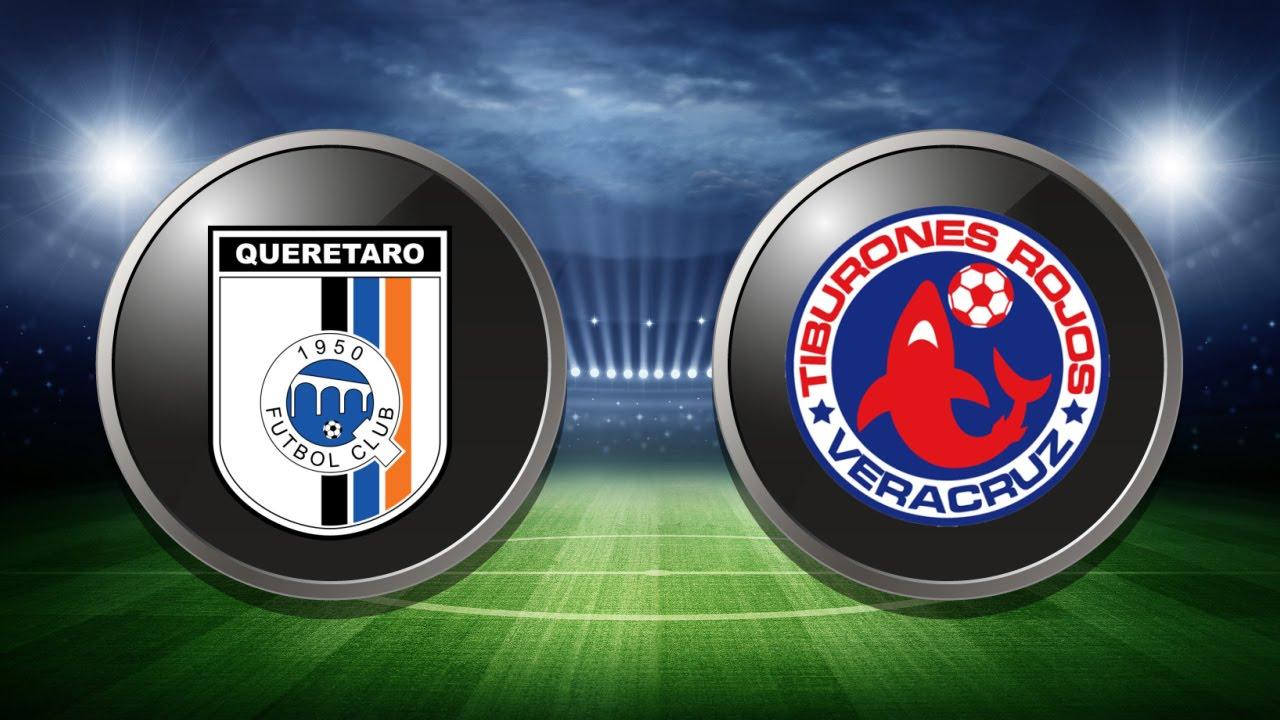 Pronóstico Querétaro vs Veracruz