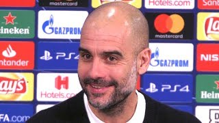 Schalke 2-3 Manchester City - Pep Guardiola Full Post Match Press Conference - Champions League