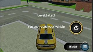 Taxi Driver game - picking up clients 0 Uber Driver