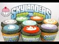 skylanders cupcakes! how to make skyland...