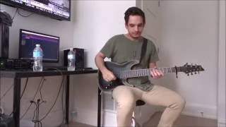 The Amity Affliction | O.M.G.I.M.Y. | GUITAR COVER FULL (NEW SONG 2016) HD