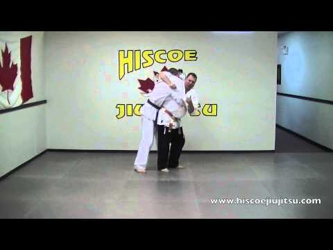 Throwing technique - Inner Winding Throw - Soto MakiKomi - Hiscoe Jiu-Jitsu Image 1