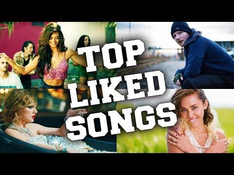 download lagu Top 50 Most Liked Songs Of 2017 gratis