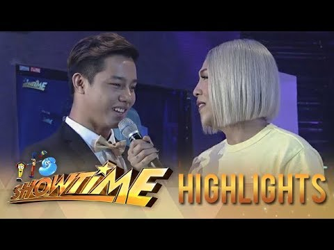 It's Showtime Miss Q & A: Anne to Vice: Magpakipot ka naman