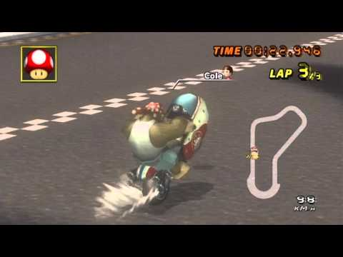 Mario Kart Wii - Enhanced Ghost Replay Code! (by MrBean35000vr and Chadderz)